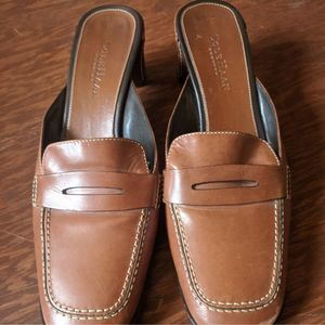 Cole Haan Country Slip On Loafer Heels